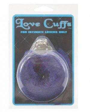 Love Cuffs - Blue