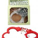 Designer Cuffs - Red