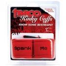 Taboo Kinky Cuffs Spank Me