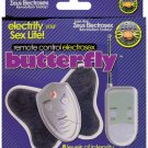 Butterfly Remote Control Electrosex Unit