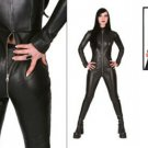 Leather Fetish Exotic Fantasy Catsuit - 2X
