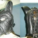 Leather Bondage Puppy Mask