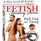 Fetish Fantasy Series Ball Gag With Dong