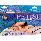 Fetish Fantasy Cuff and Tether Set