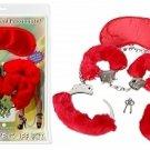 Furry Love Cuff Kit - Red
