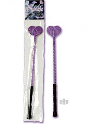 Twinkle Purple Heart