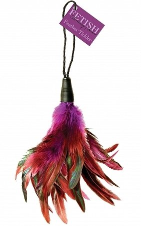 Fetish Fantasy Feather Tickler Multi Color