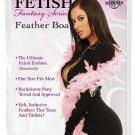 Fetish Fantasy Feather Boa Pink