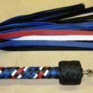 Leather Pride Black,Blue,White,Red