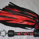 80 Inch Deer Fancy Red/Black