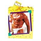 Man's Chest Gift Bag