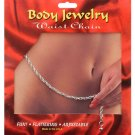 Waist Chain Roped Chain - Silver