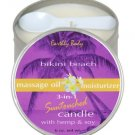 Suntouched Candles Bikini Beach 6 oz.