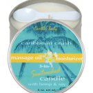 Suntouched Candles Caribbean Crush 6 oz.