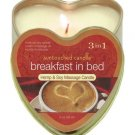 Edible Breakfast In Bed Candle 4 oz