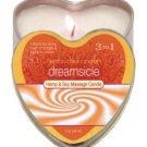 Edible Dreamsicle Candle 4 oz