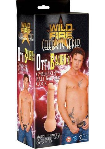 Otto Cyberskin Ball Banger Cock