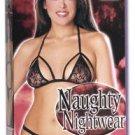 (O/S) Naughty Nightwear Lace Bra & G-string