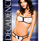 (O/S) Decadence Mesh Halter And Panty