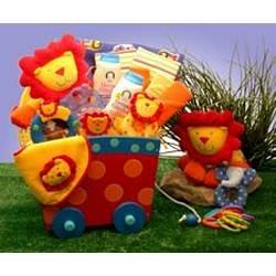 Silly Circus Baby Wagon