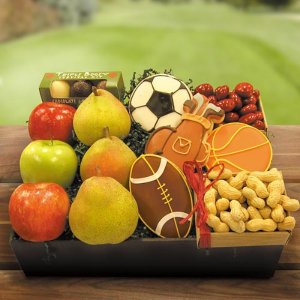 Good Sport Gifts And Fruit