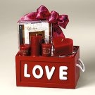 Love Lights Gift Basket