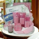 Paradise Spa Gift Basket