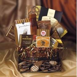 Chocolate Decadence Gift Basket 4 Lbs.
