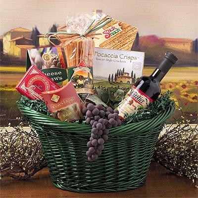 A Taste of Tuscany Gift Basket