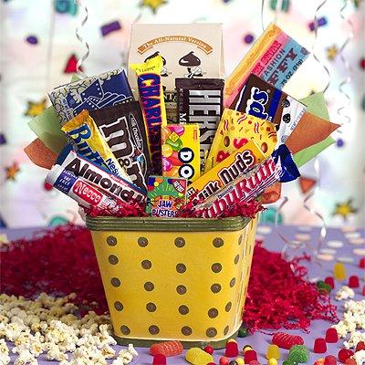 Sweet Nostalgia Gift Basket