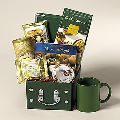 Coffee Concerto Gift Basket