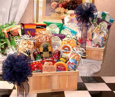 Gourmet Snack Chest
