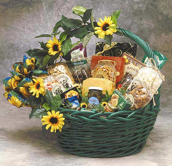 Sunflower Treats