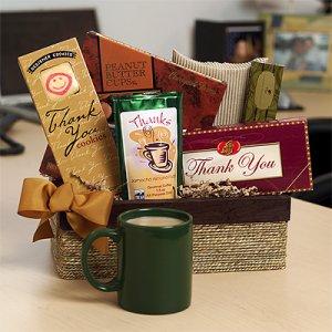 Thank You, Thank You Gift Basket
