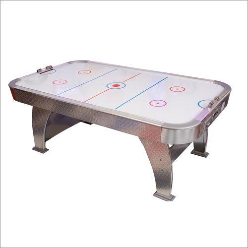 Diamond Plate Air Hockey Table