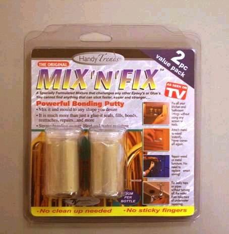 MixNFix The Original Powerful Bonding Putty