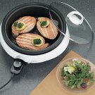 Deni 3 Qt Skillet and Health Grill