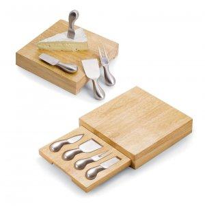Festiva - Cheese Board W/Tools Square