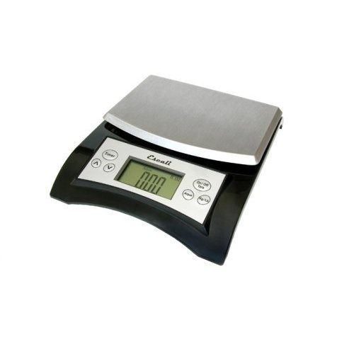 Aqua Digital Scale Black