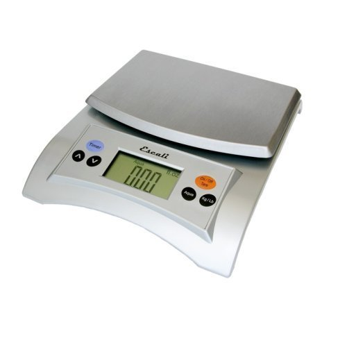 Aqua Digital Scale Silver Grey