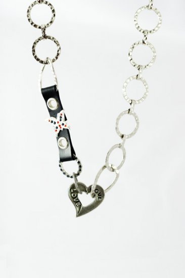 "Necklace ""Heart of love�"
