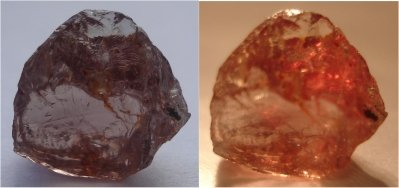 Kenyan Colour-Change Garnet - 3.61CT
