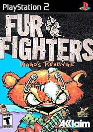 Fur Fighters: Viggo's Revenge (Playstation 2)
