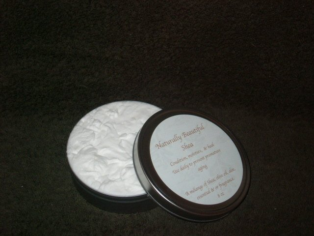 Strawberry Whipped Shea
