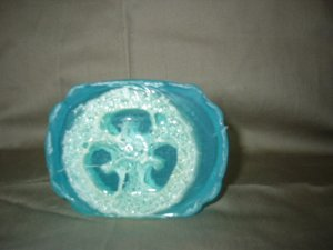 Cool Mint Loofah Soap