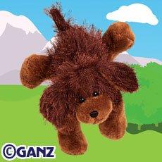Brown Dog Webkinz