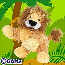 Lion Webkinz