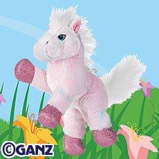 Pink Pony Webkinz