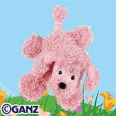 Pink Poodle Webkinz
