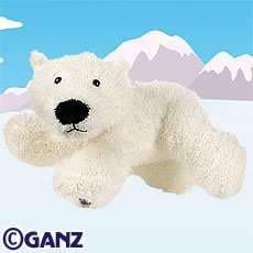 Polar Bear Webkinz